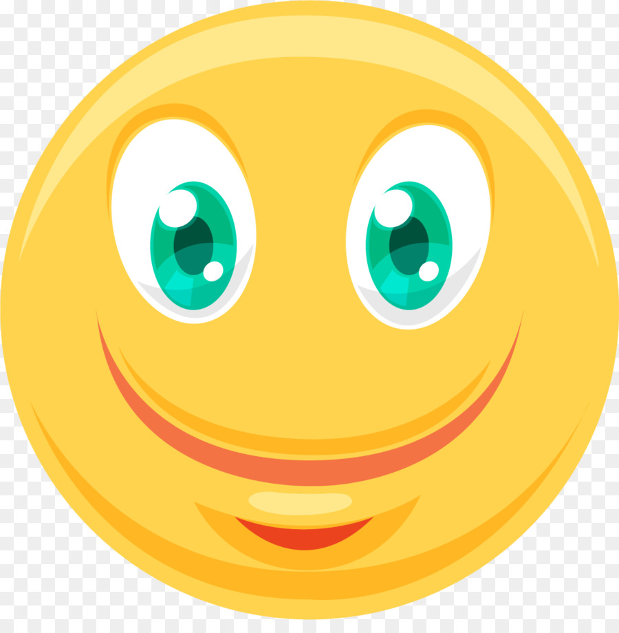 Smile sticker smiley emoticon yellow png