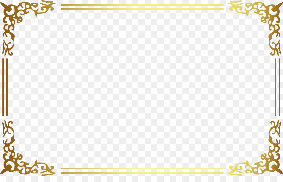 Icon - Ancient golden frame png png download - 1236*772 - Free ...