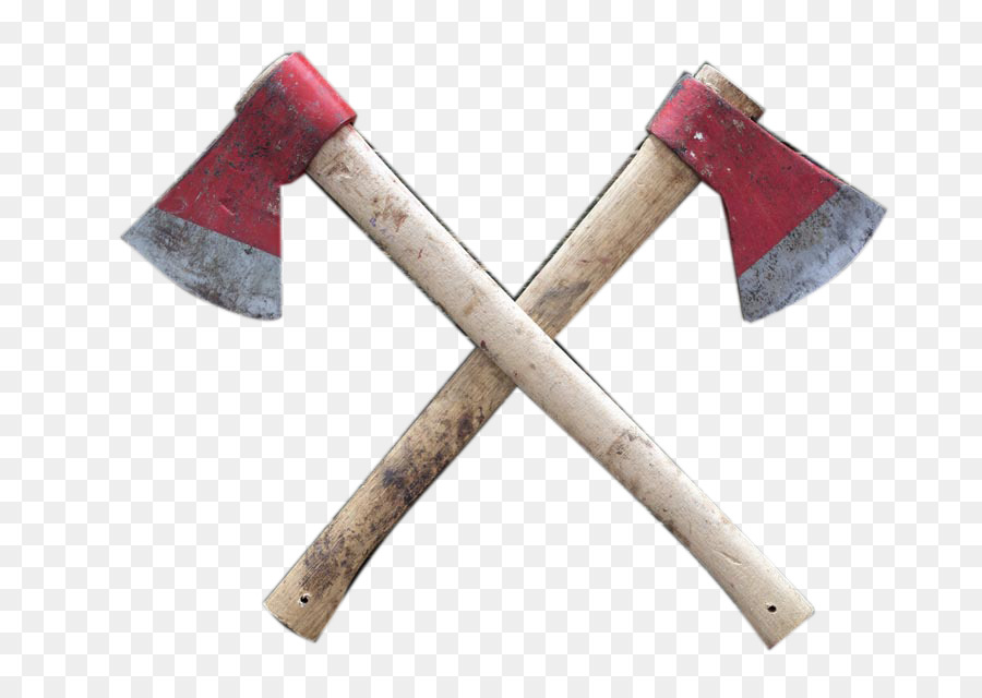 knife axe weapon splitting maul two ax png download 770 622