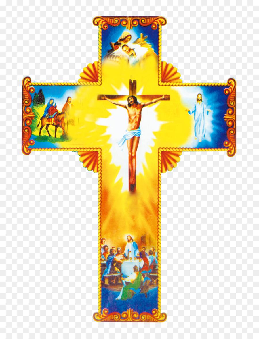 Christian Cross Crucifixion Of Jesus Cross Jesus With The