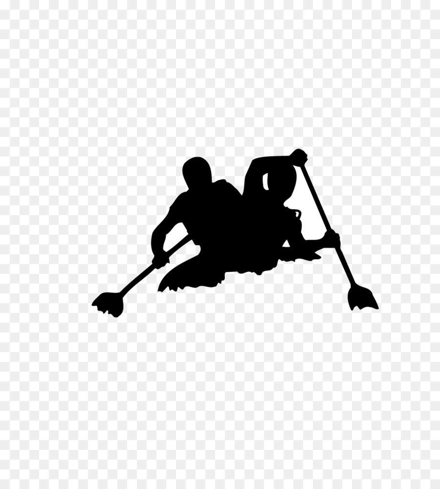 Rafting Kayaking Canoe Clip Art