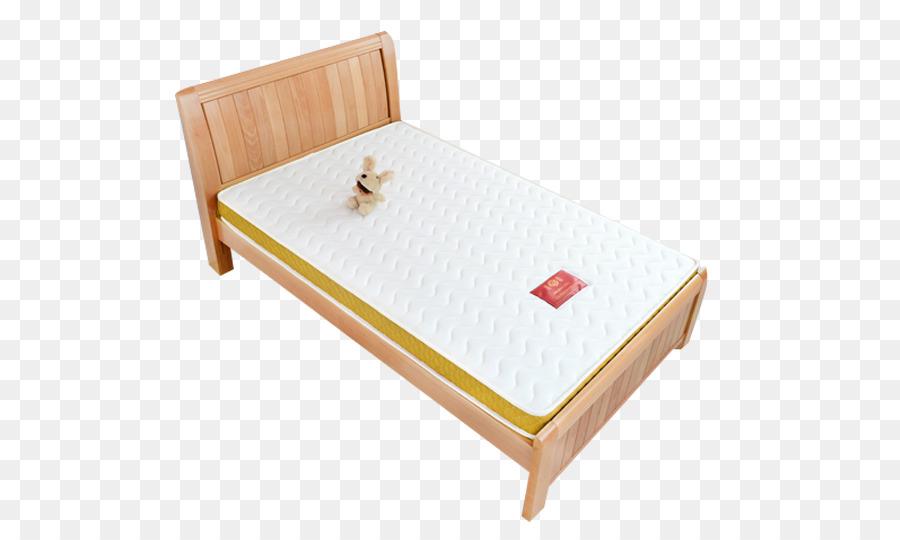 Marco de la cama de Colchón de Muebles de fibra de Coco - Un colchón ...
