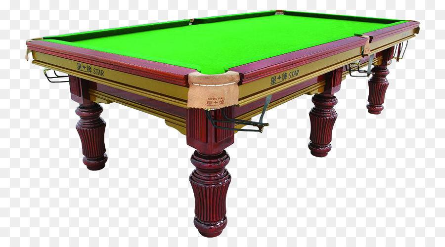 Billiard Table Billiards Snooker Ball Game Green Star Billiard - Star pool table