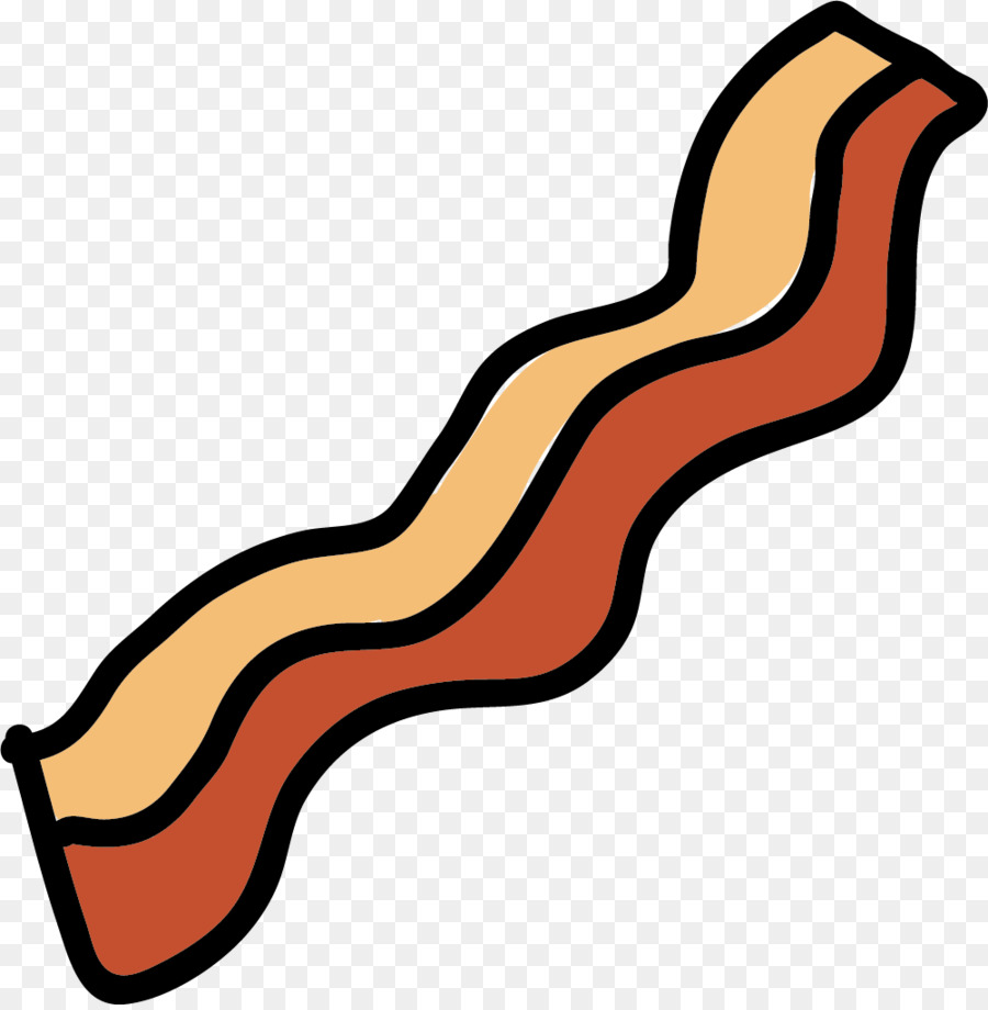 bacon meat barbecue clip art bacon brown png download 1001 1018 rh kisspng com clipart bacon bunds clipart bacon and eggs