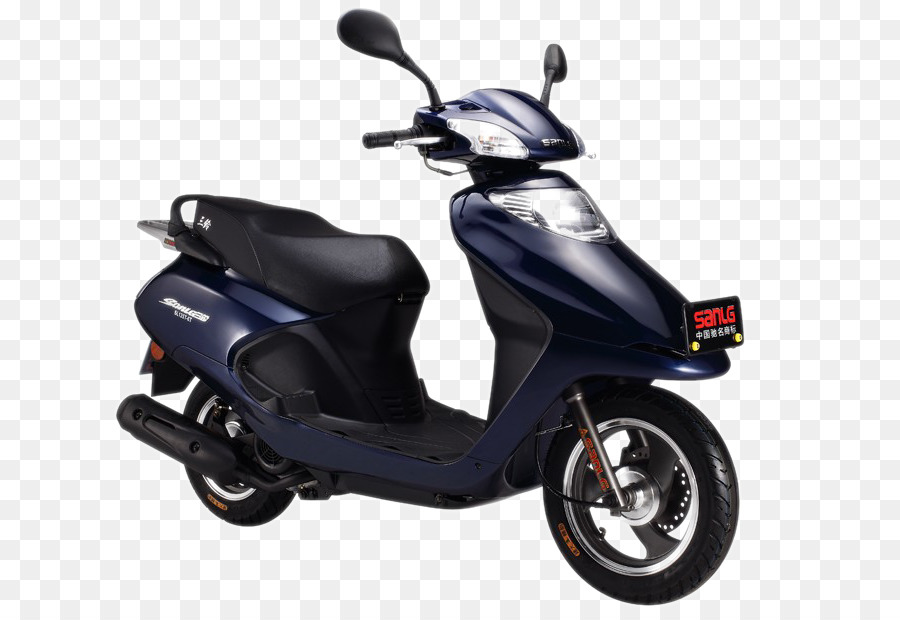 Scooter Suzuki Motorcycle Motorized Car Png