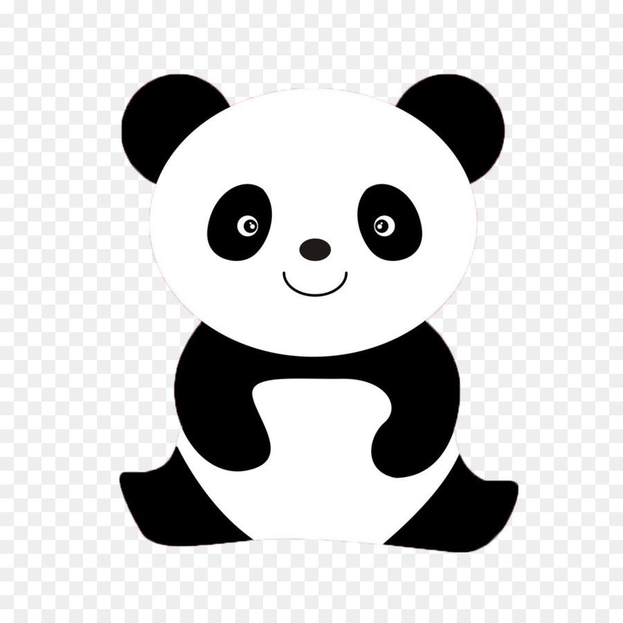 Oso panda gigante libro para Colorear Ternura panda Rojo - Un panda ...