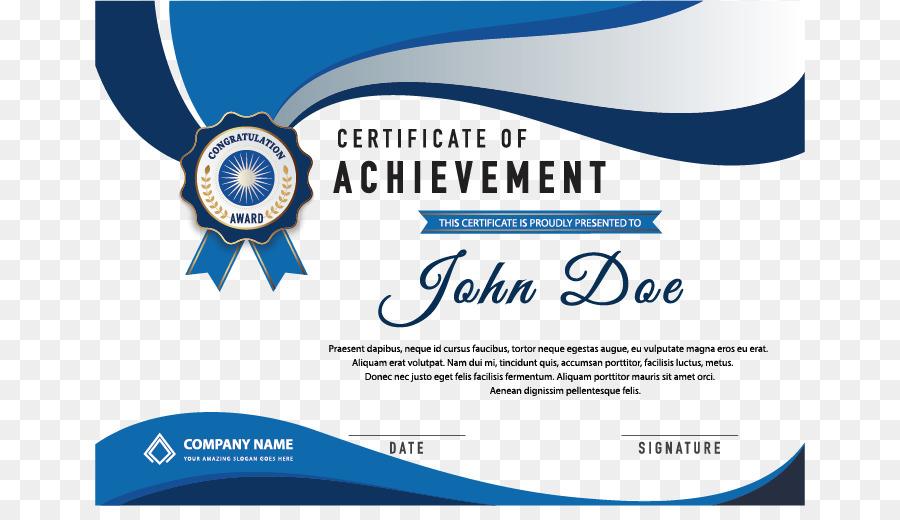 Academic Certificate Euclidean Vector Diploma Public Key Certificate
