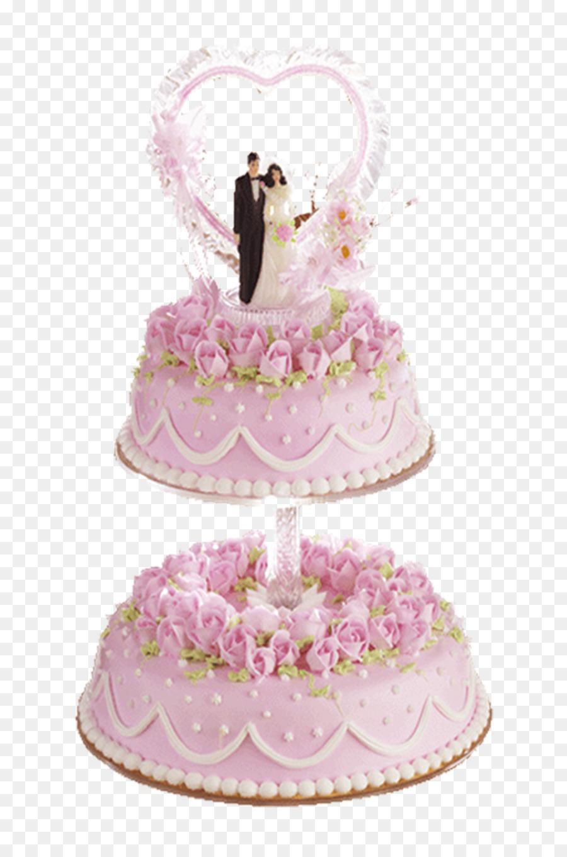 Wedding cake Birthday cake Cupcake Tart - Wedding Cakes png download ...