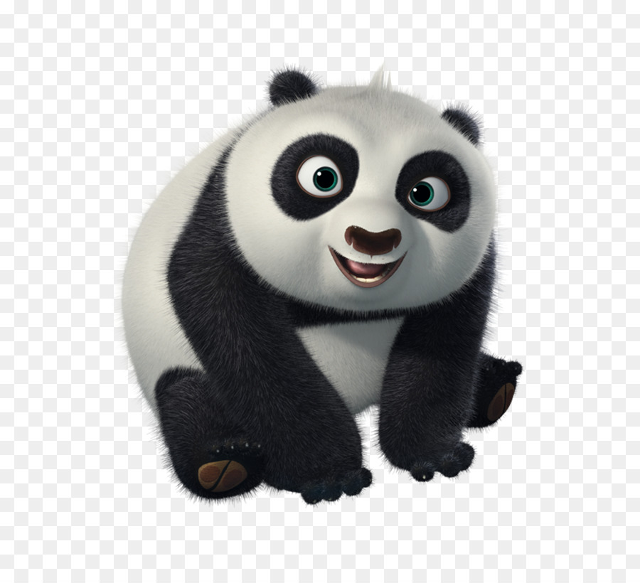 Po Giant Panda Kung Fu Panda Cartoon Panda Png Download 878819 Free Transparent Po Png Download