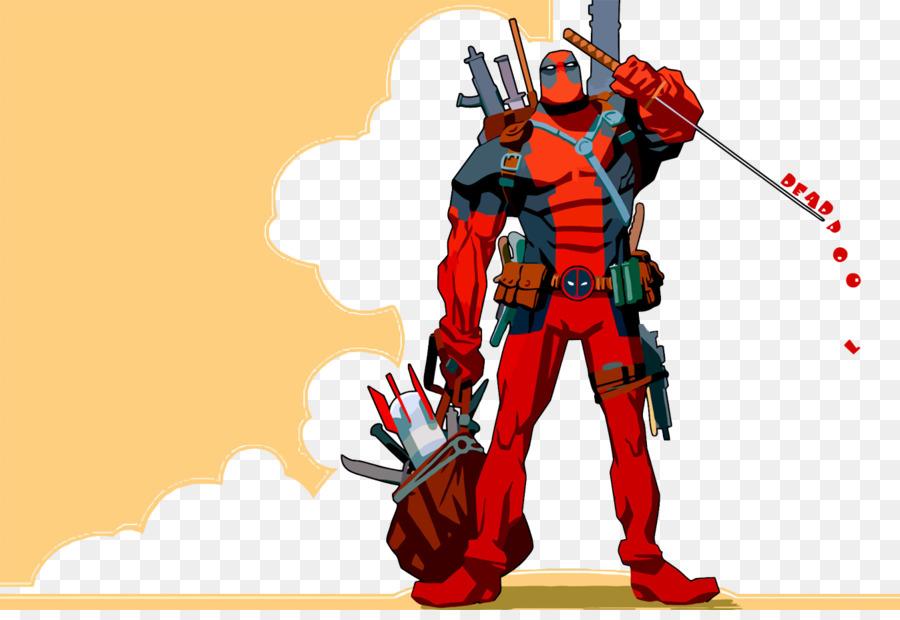 Deadpool Spider Man 1080p High Definition Video Wallpaper
