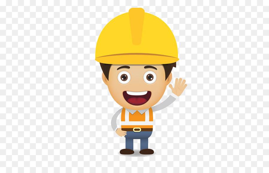 cartoon laborer construction worker euclidean vector construction worker