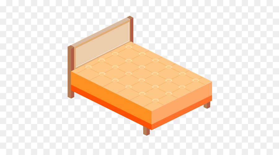 Marco de la cama de Colchón de la Tabla de los Muebles - Colchón ...