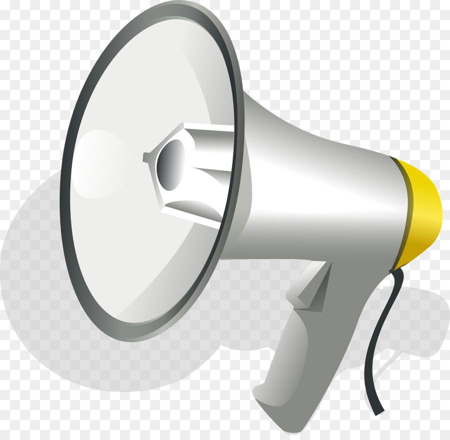 loudspeaker speakerphone clip art white megaphone png download rh kisspng com Notice Clip Art Binoculars Clip Art