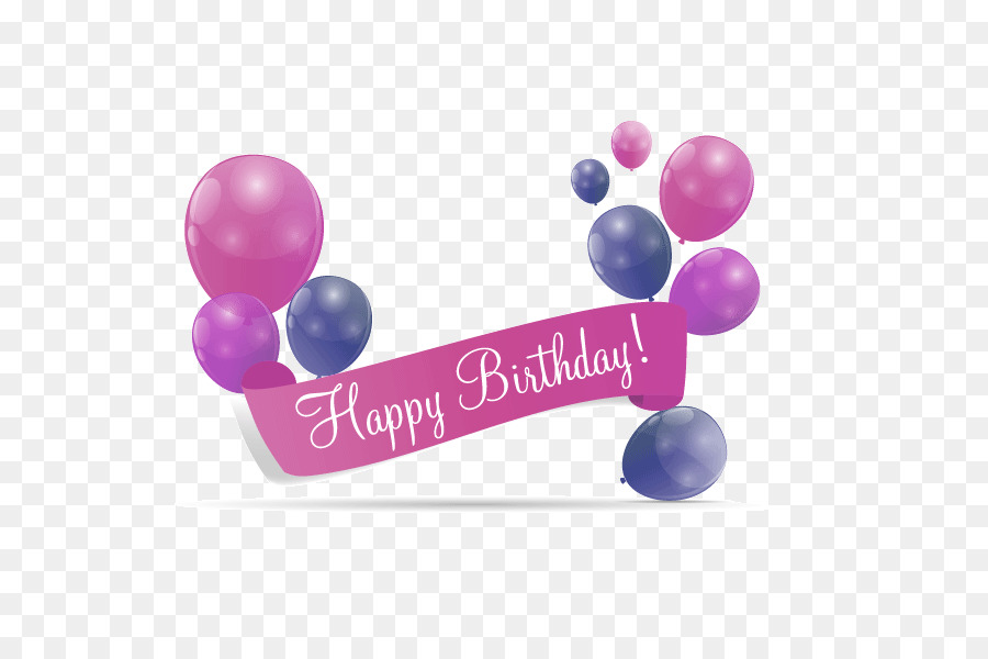 Balloon birthday greeting card happy birthday png download 600 balloon birthday greeting card happy birthday m4hsunfo
