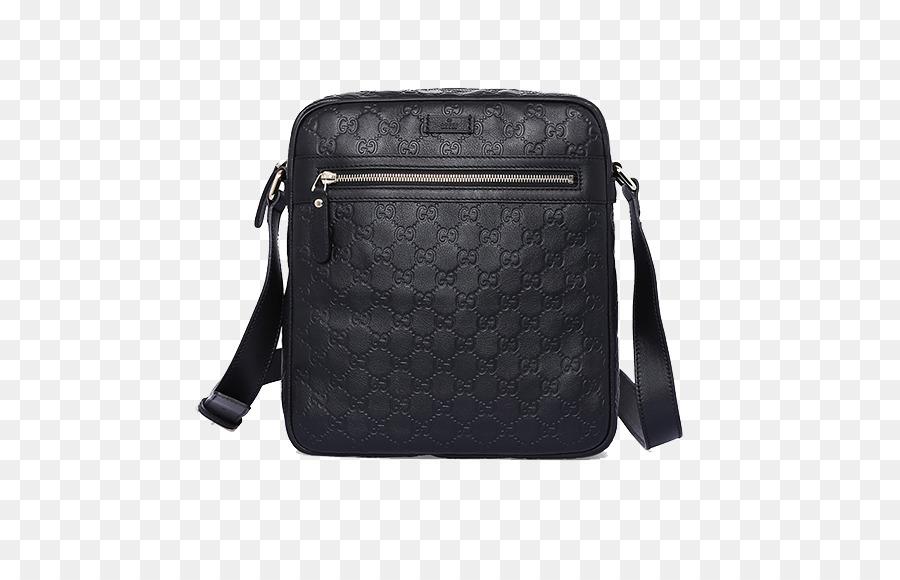 97b499cafe Messenger bag Backpack Gucci Leather Handbag - zara men's black ...