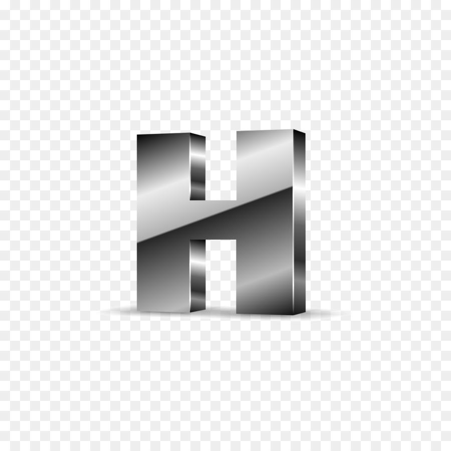 Letter Euclidean Vector Font
