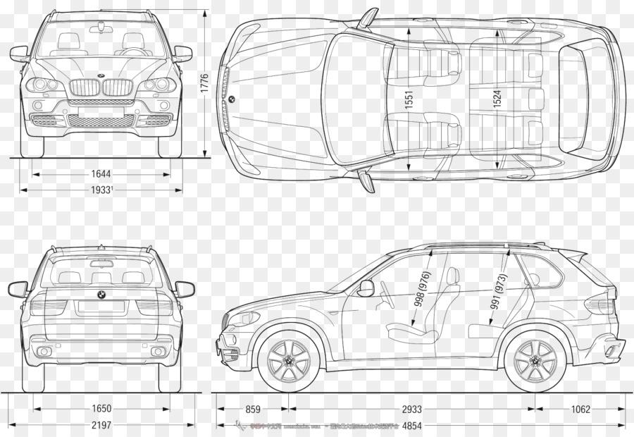 2014 BMW X5 Car BMW M3 BMW X3 - BMW wireframes png download - 1500 ...