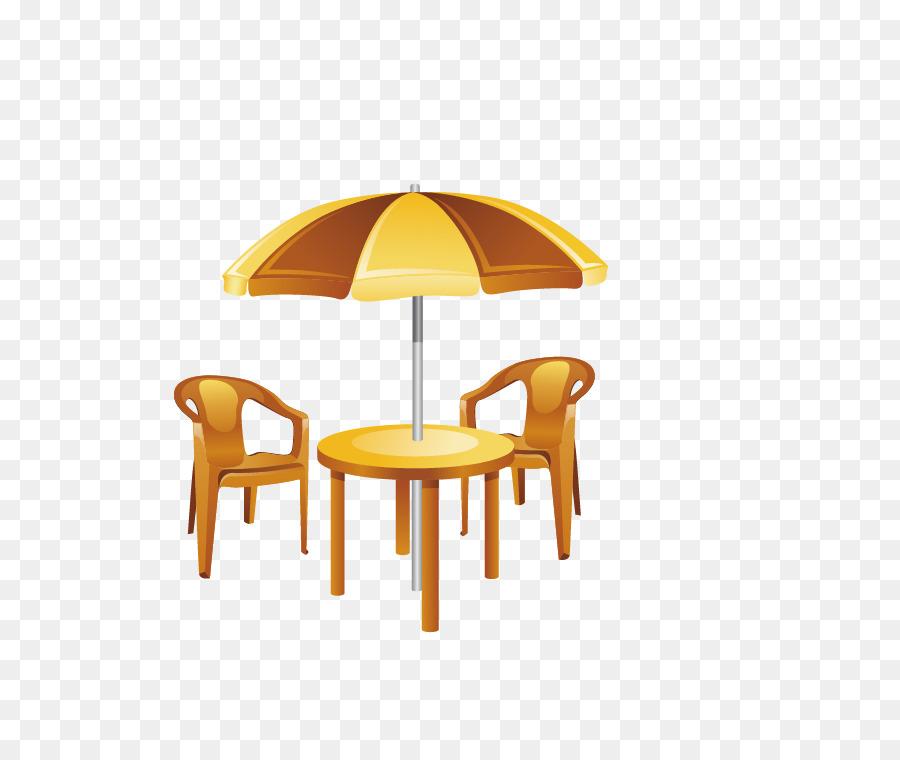 Table Chair Garden Furniture Umbrella Patio   Parasol