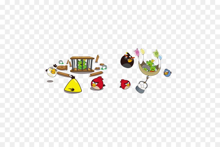 Angry Birds Star Wars Angry Birds Go! Euclídea del vector - Enojado ...