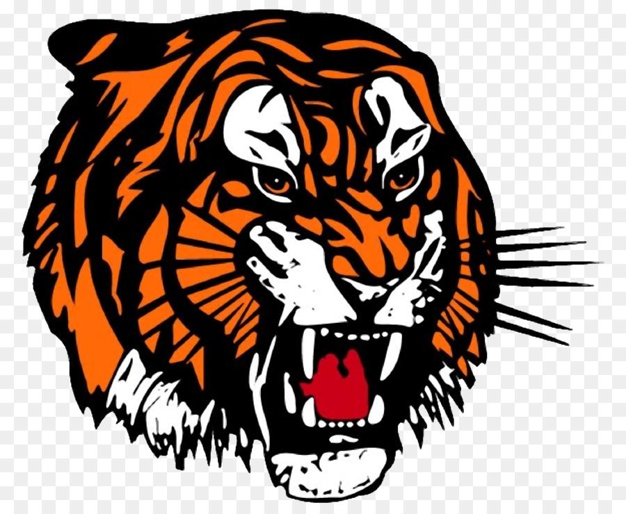 tiger head logo - HD1397×1131