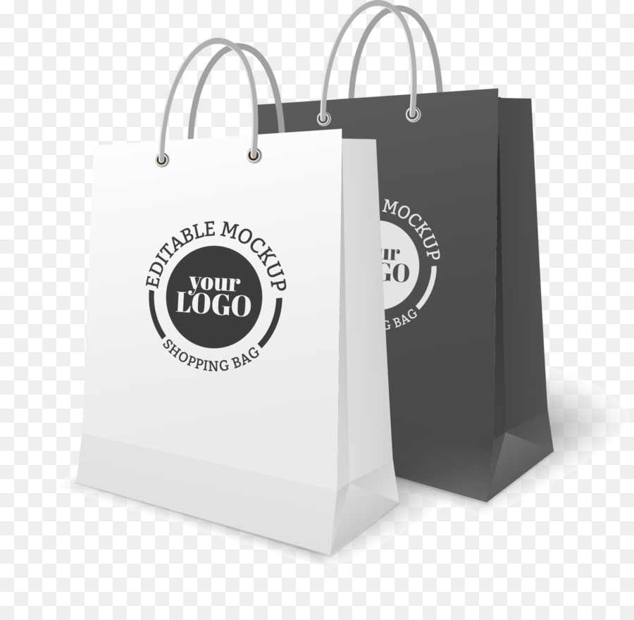 shopping bag mockup