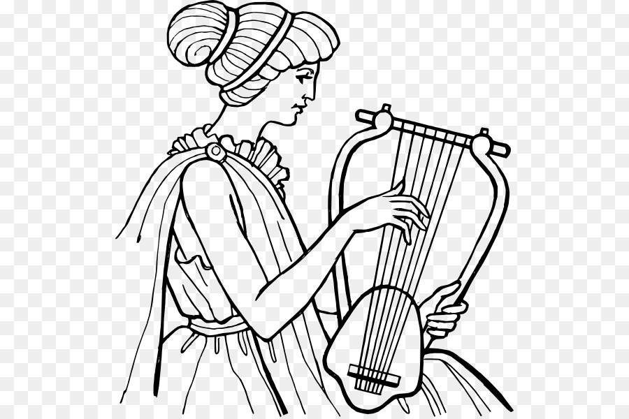 Greek Musical Instruments Lyre String Instrument
