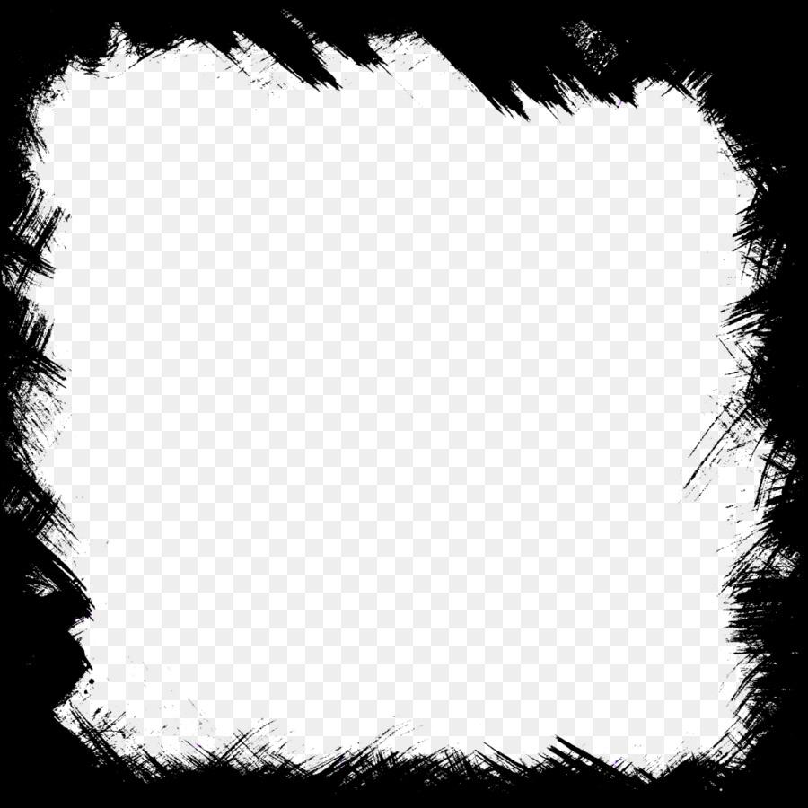 Picture frame Clip art - Square Frame PNG Transparent png download ...