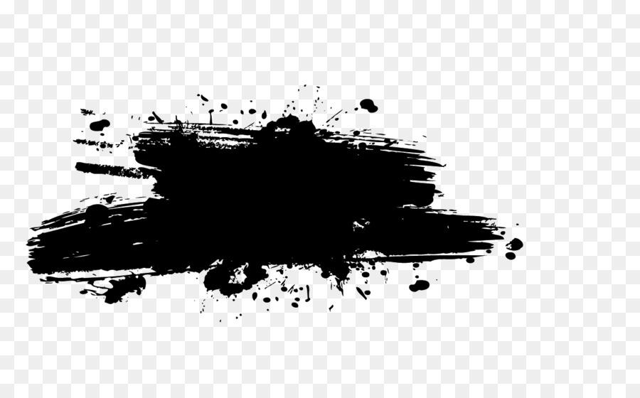 Paint It Black Wallpaper