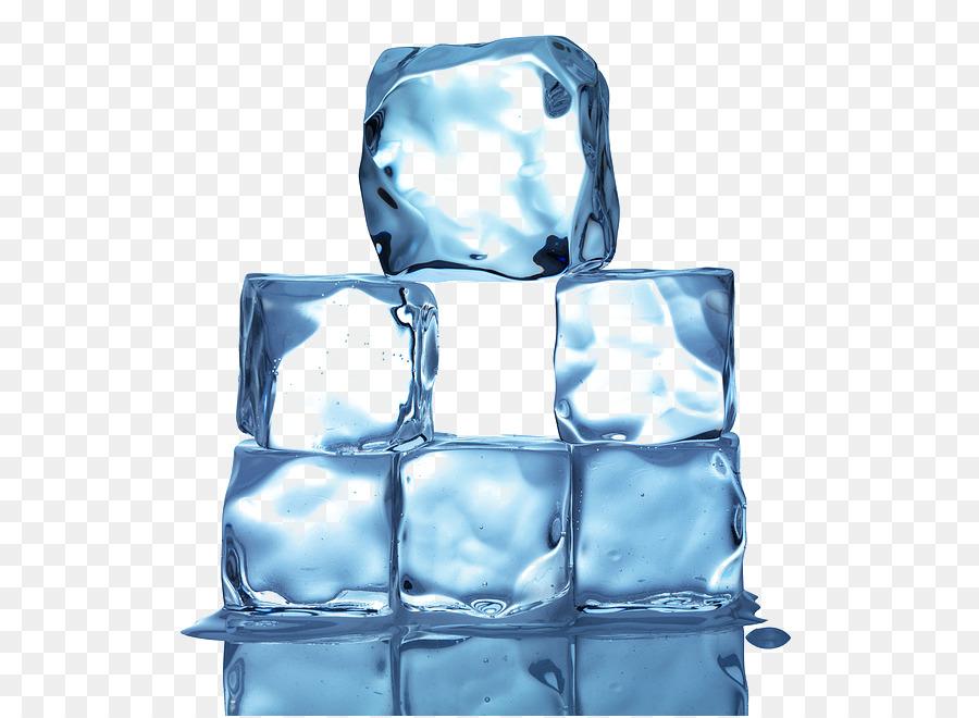 Ice Cube Freezing