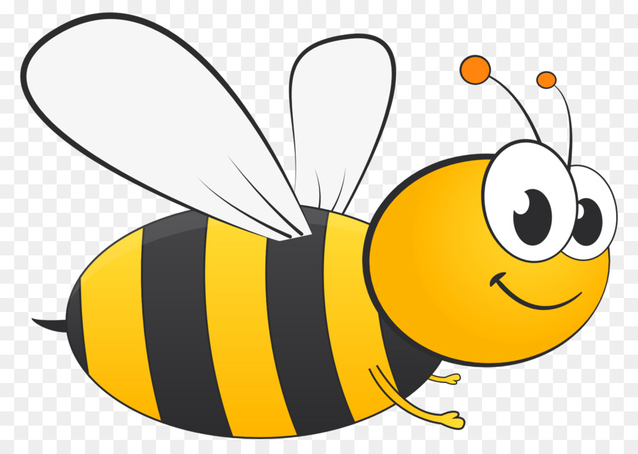 bee clip art honey bee vector png download 2050 1450 free rh kisspng com