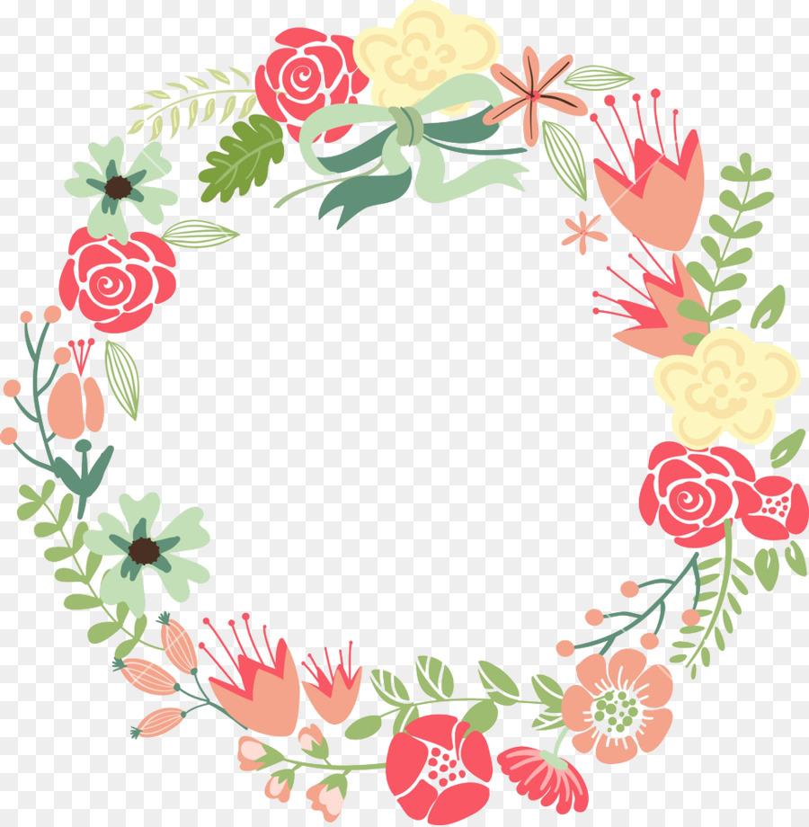 бумажные рамки с флористическим декором в векторе
