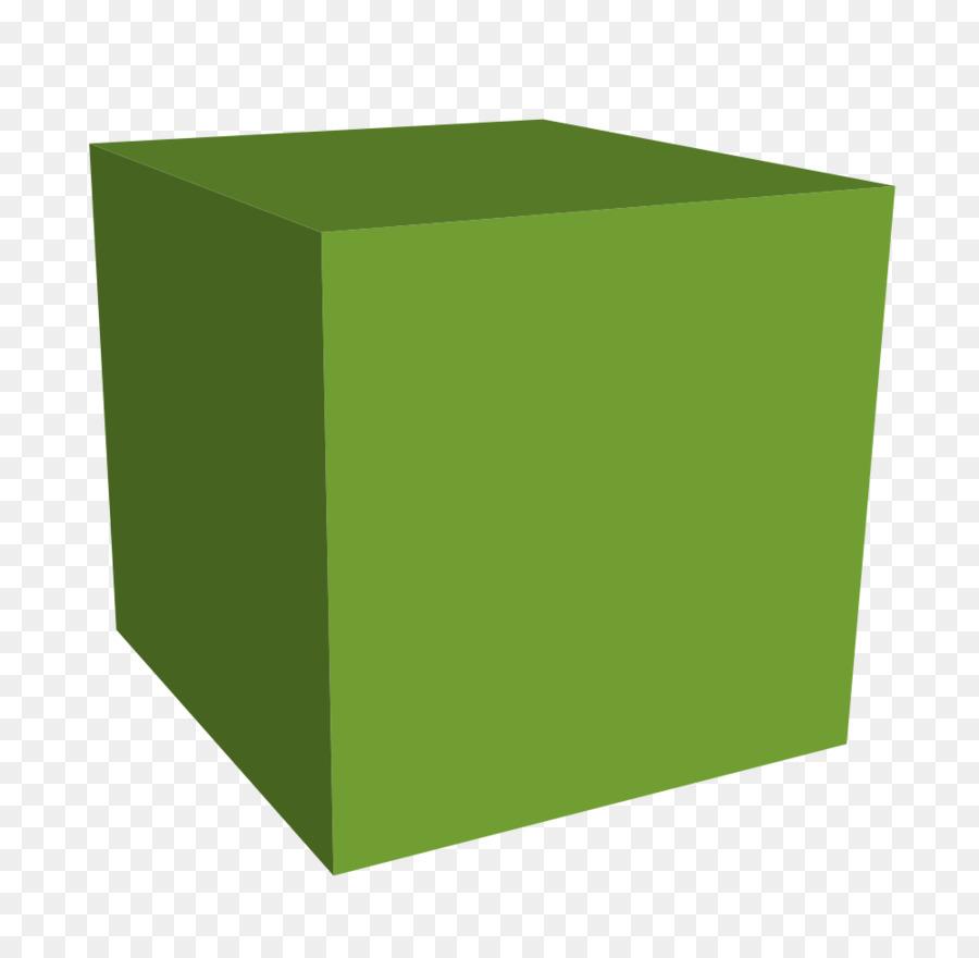 Plaza De Ángulo Verde - Cubo de Fotos PNG Formatos De Archivo De ...