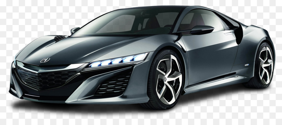 2018 Acura Nsx Honda Civic Sports Car Png 2108 936 Free Transpa 2017
