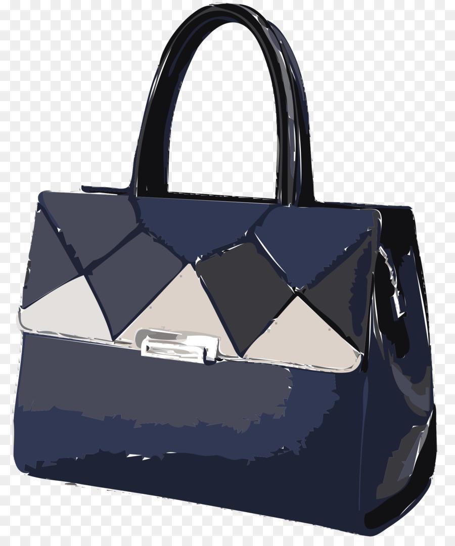 Tote Bag Handbag Leather Purse Png Clipart Png Download 2019