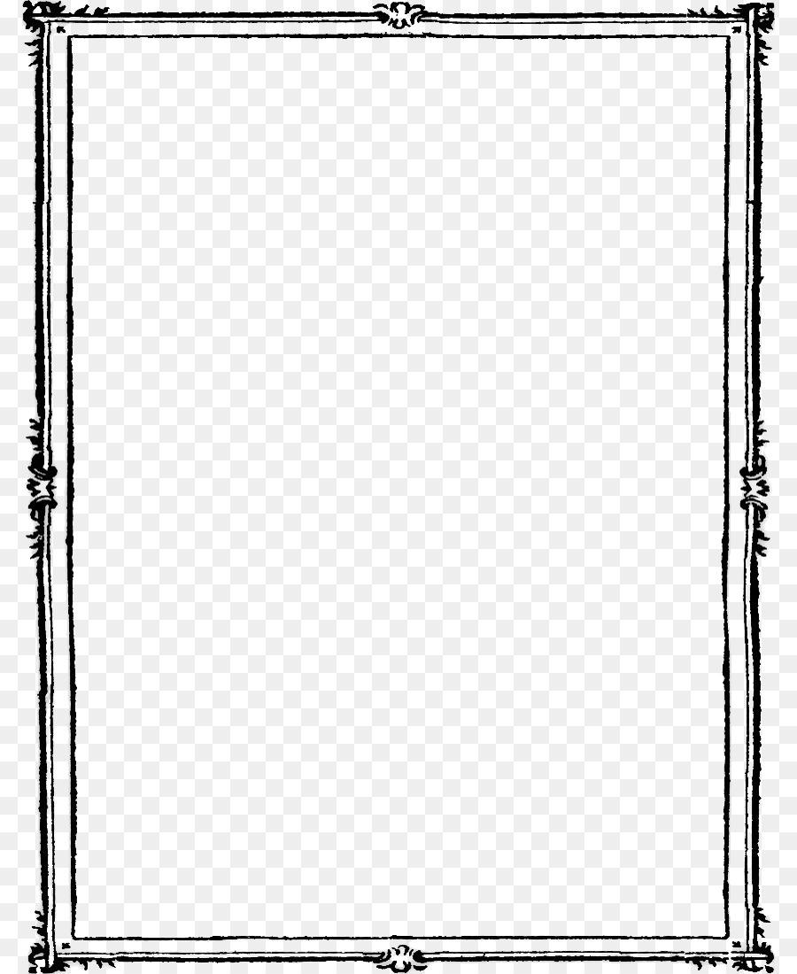 black-frame-png