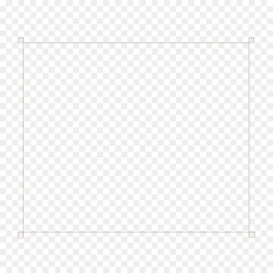 Square Symmetry Angle Black and white Pattern - White Border Frame ...