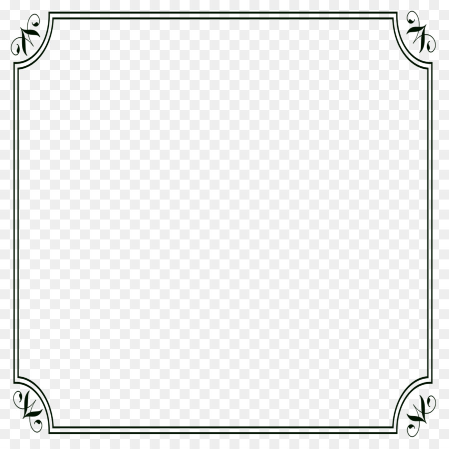 picture frame template black border frame png picture png download