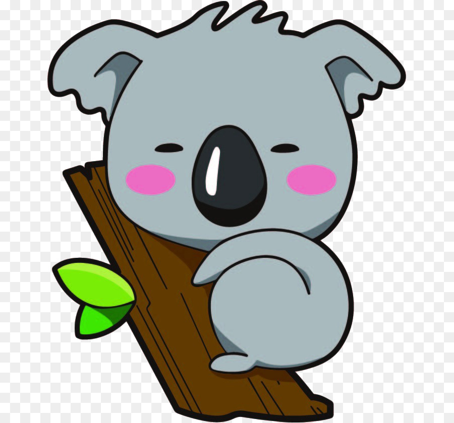 koala bear cartoon koala png download 711 839 free transparent rh kisspng com koala bear clip art free