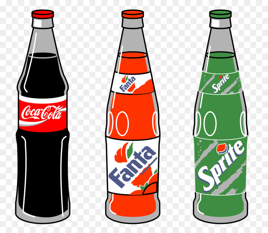 coca cola soft drink pepsi clip art vector bottled coca cola rh kisspng com soda bottle clipart black and white free soda bottle clipart