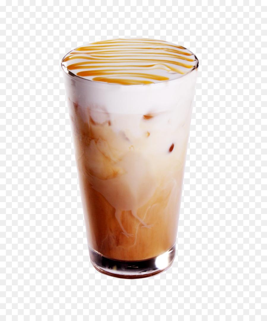 Iced Coffee Latte Macchiato Caffxe8 Macchiato Milk