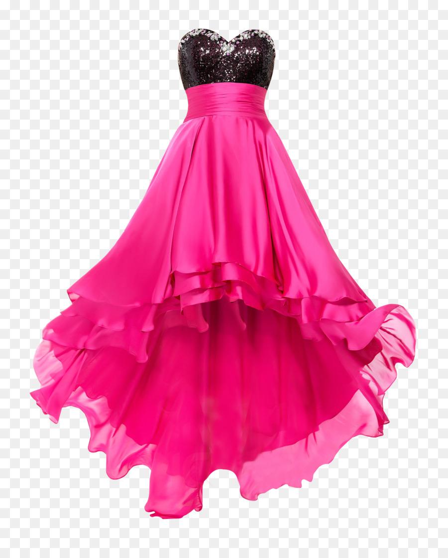 Pequeño vestido negro Rosa Prom vestido de Noche - Las Mujeres Se ...