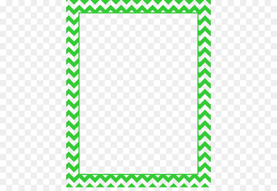 Paper Green Chevron Blue Clip Art
