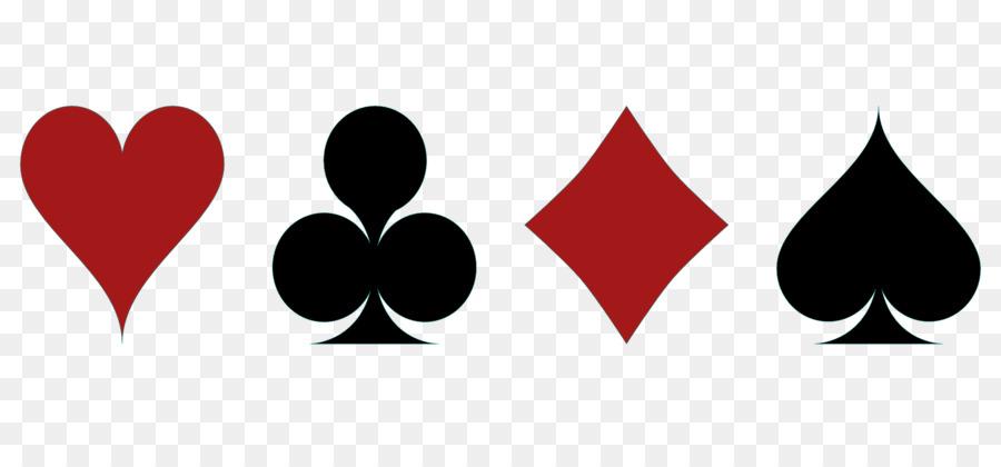 Set Playing Card Suit Symbol Playing Card Symbols Png Download