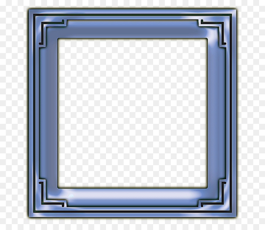 Picture frame - Square Frame Transparent Background png download ...