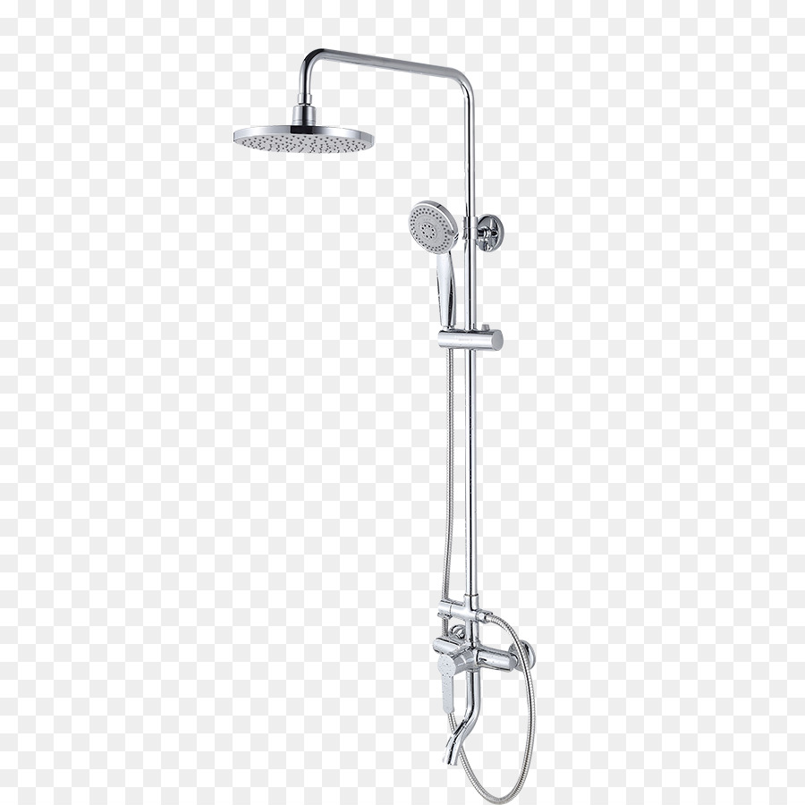 Shower Bathroom Tap - Showers png download - 500*900 - Free ...