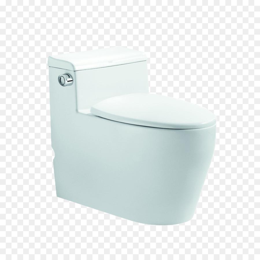 Toilet seat Bidet Bathroom - Toilet png download - 1200*1200 - Free ...