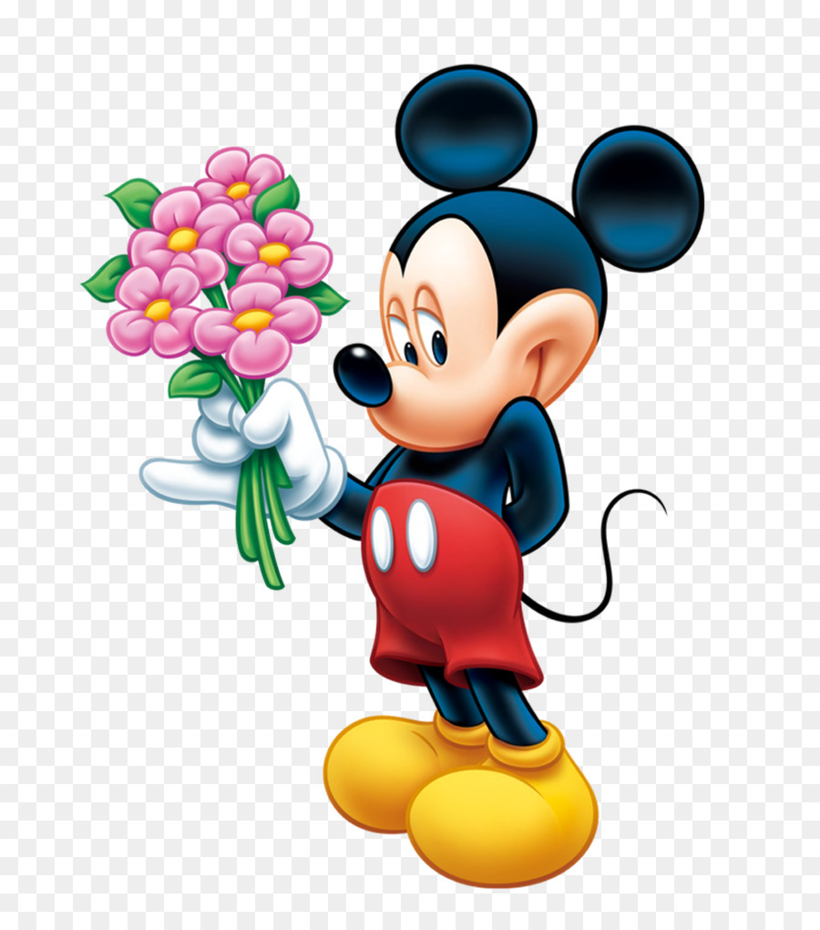 Mickey Mouse Minnie Mouse Clip Art