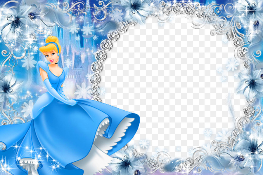 Snow White Picture frame Disney Princess - Cinderella PNG File png ...