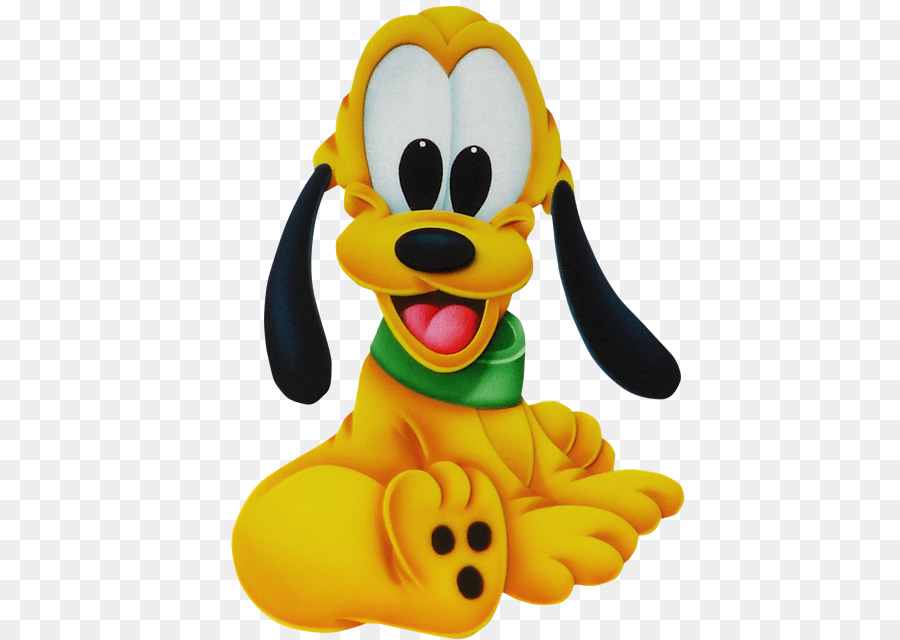 Pluto Mickey Mouse Minnie Mouse Donald Duck Goofy - Pluto PNG File png download - 487*640 - Free ...