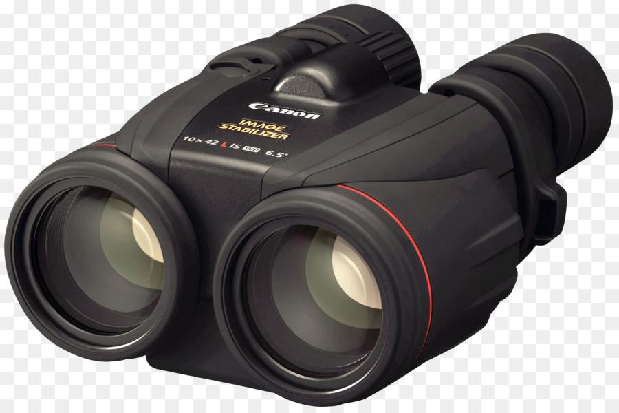 Bild stabilisierten fernglas mit bildstabilisator canon optik